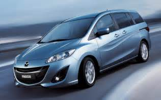 all new mazda5 to premiere at the 2010 geneva motor show