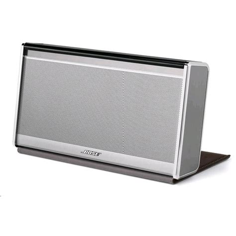 soundlink bluetooth mobile speaker bose soundlink bluetooth mobile speaker ii brown leather