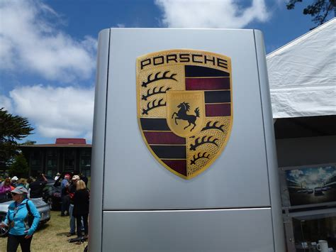 pozso auto 100 stuttgart porsche logo racing porsche