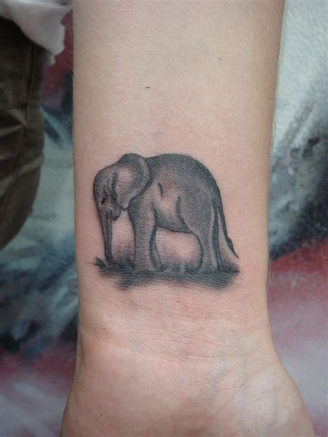 elephant tattoo on wrist elephant tattoos designs ideas and meaning tattoos for you