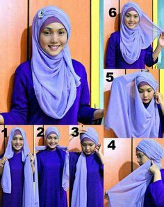 tutorial hijab vemale hijab on pinterest hijabs hijab fashion and hijab styles