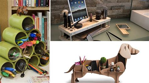 Desk Organization Ideas Diy 14 Creative Practical Diy Desk Organization Storage Ideas