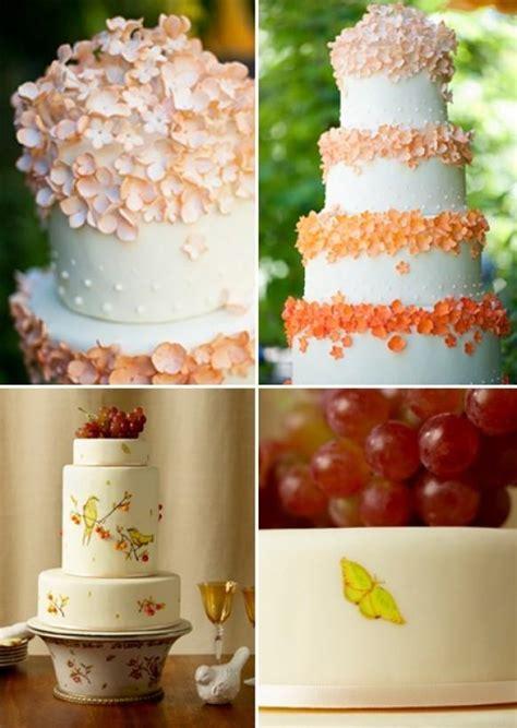hochzeitstorte lachsfarben wedding cakes wedding cake 791644 weddbook