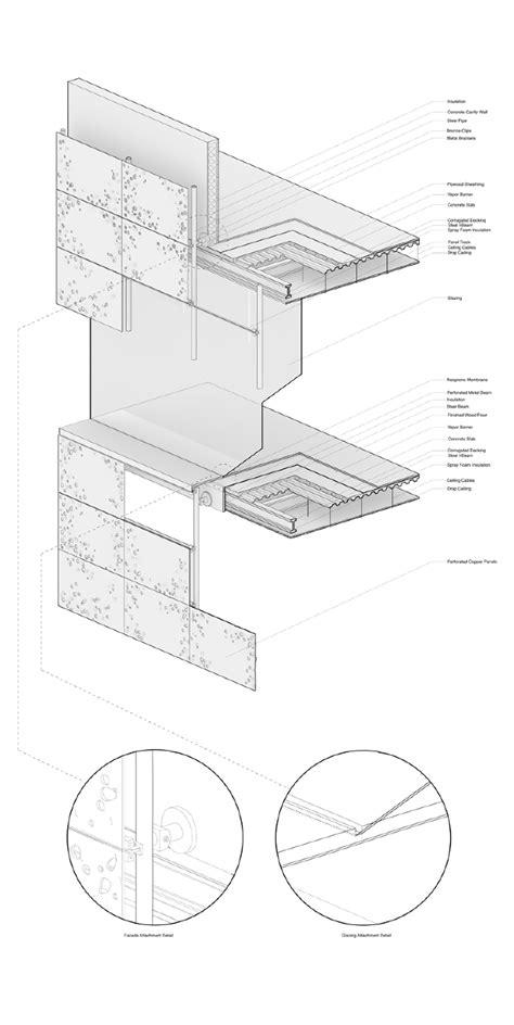 Carleton Floor Plans de young museum courtney krause portfolio