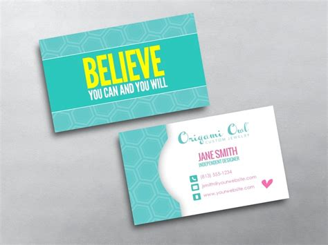 origami owl mlm origami owl business cards free shipping