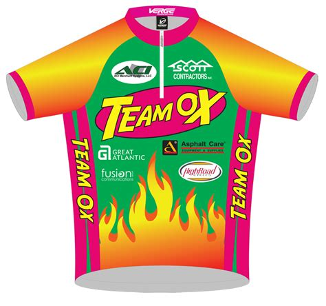 Jersey Post Address Finder Team Ox Jersey Front By Oxman Graphic Design