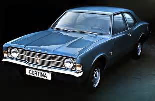 uk 1972 1973 ford cortina best seller best selling cars