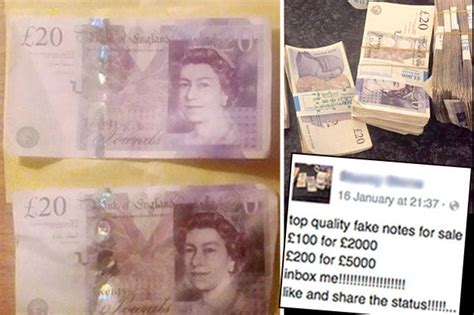 i m a celebrity facebook page i m here to sell fake notes woman advertises cash scam