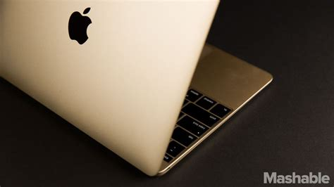 Macbook New Gold want a new gold macbook be prepared to wait