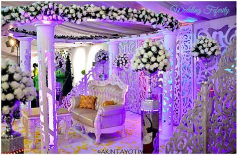 wedding decoration pictures in nigeria checkout these beautiful wedding decorations photos fashion nigeria