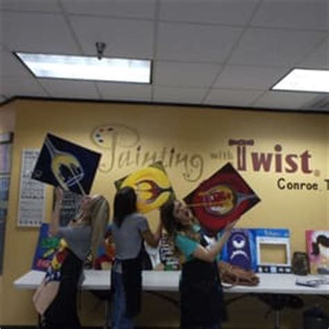 paint with a twist conroe painting with a twist 50 fotos clases de arte 1402