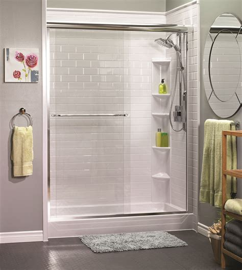 bath fitter shower bath fitter creates bath renovations that are beautiful