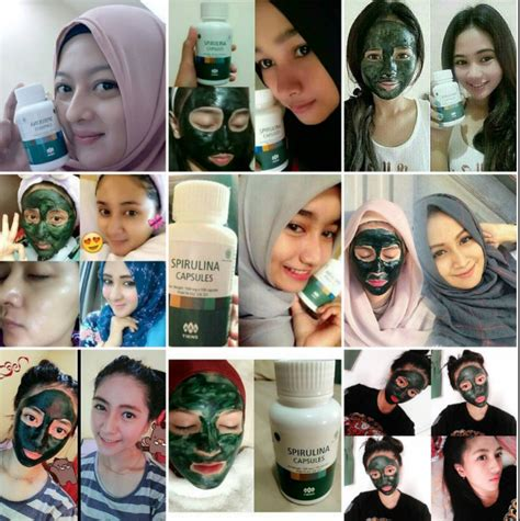 Jual Masker Spirulina Surabaya 085870872422 jual masker alami surabaya termurah 085870872422 jual masker spirulina