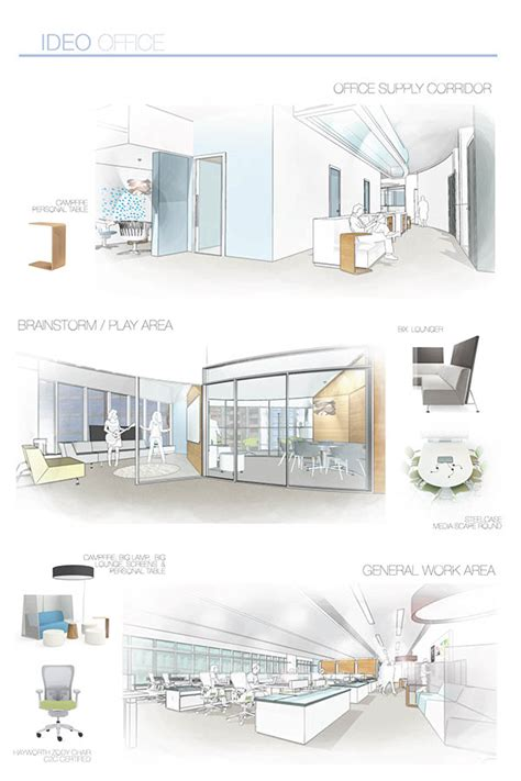 office layout design ppt ideo office interiors on behance