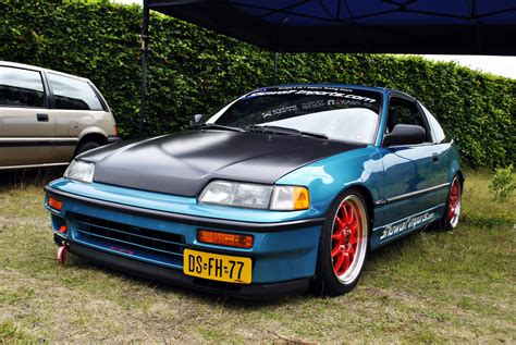 Wheels 85 Honda Cr X Ban Karet In My Opinion The Most Beautiful Crx I It S A Friend