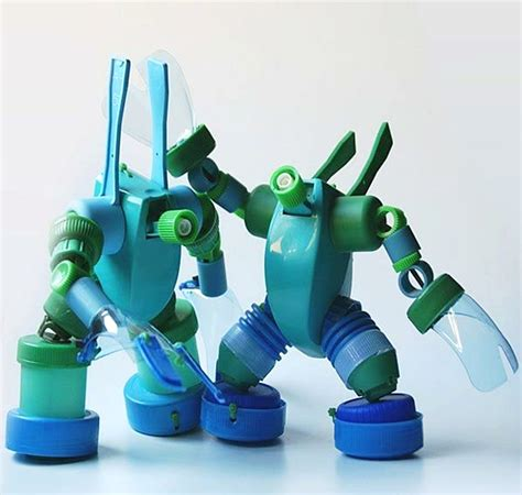 Plastik Daur Ulang Inovatif Sekali 30 Ide Kreatif Daur Ulang Botol Plastik