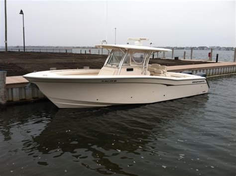 grady white type boats 2008 used grady white canyon 336 saltwater fishing boat