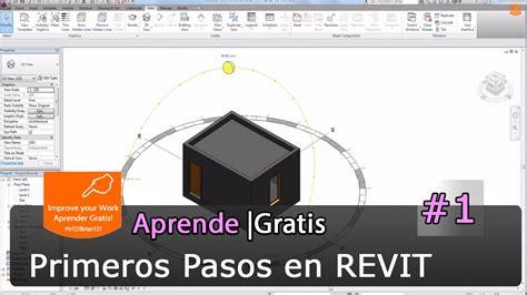 tutorial de revit 2015 en español revit architecture tutorial basico starter 01 online cl