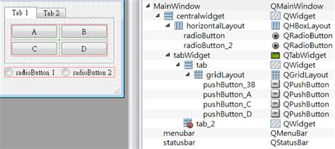 qtabwidget tutorial c how to expand widgets with window resize stack