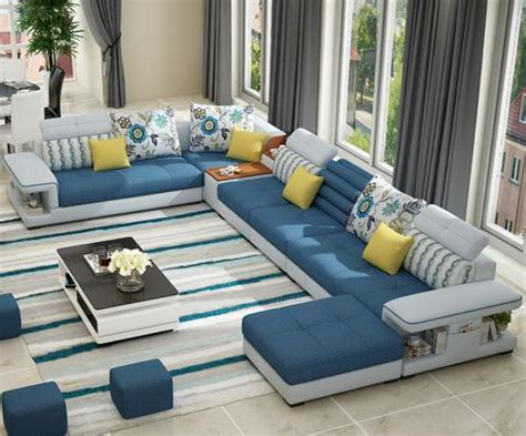 Apartment Sized Sectional Sofa by The Large Sized Apartment Sofa Simple Modern U Type Sofa
