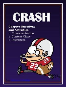 Crash By Jerry Spinelli Worksheets by 1000 Ideas About Context Clues Activity On