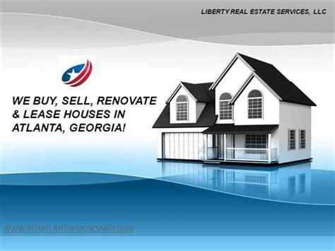 house to buy in atlanta sell my house atlanta georgia fast cash authorstream