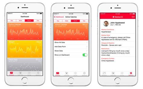 apple health image gallery health app