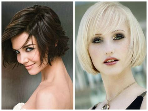 ways to style chin length thin hair the best bobs for thick hair hair world magazine