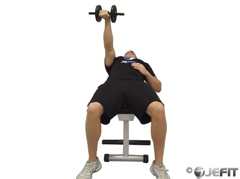 reverse grip bench press for triceps dumbbell one arm reverse grip press exercise database
