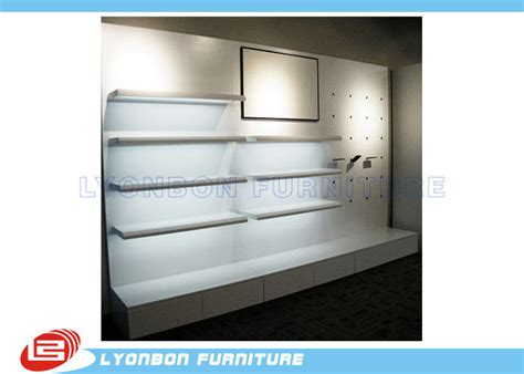 wall mounted shoe display shelf shop white mdf wooden display racks shelf for shoes wall mount display