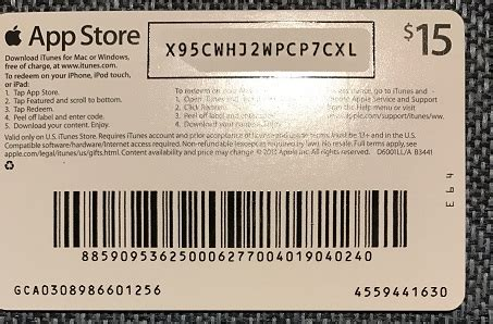 Earn Itunes Gift Cards - buy itunes gift card 15 usa photo of the back side sale and download