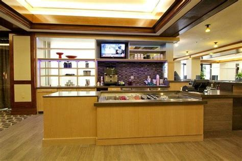 Harvest Bar And Kitchen by Grab N Go Station With Specialty Coffee Machine Picture