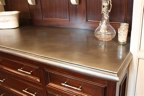 Pewter Countertops Cost by Pin By On Home Ideas Kitchens And Dining