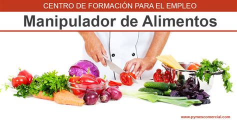 manipulador de alimentos resumen del curso