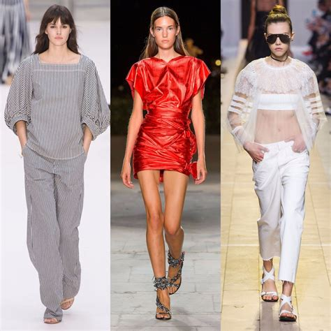 trends in 2017 spring 2017 fashion trends popsugar fashion