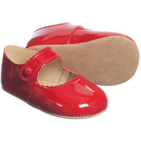 baby patent leather shoes early days patent leather pre walker