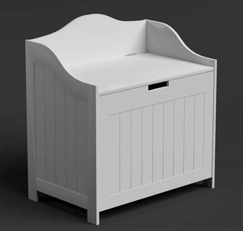 Richmond Bathroom Laundry Chest Glenross Furniture