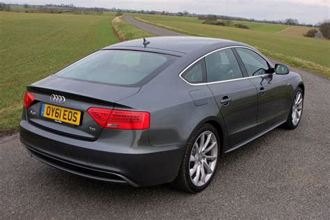 audi a5 sportback accessories audi a5 sportback 2009 2016 features equipment and