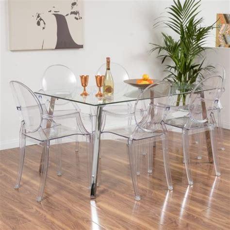 coaster slauson glass top dining table walmart