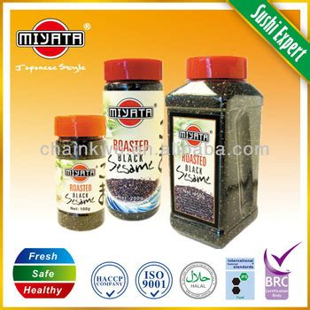 Black Sesame Seed 100gr roasted black sesame seed 100g buy sesame seed roasted
