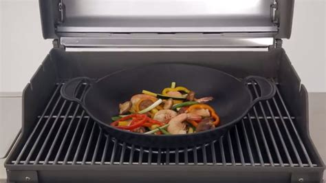 Fireplace Brands - weber gourmet bbq system wok the barbecue store spain
