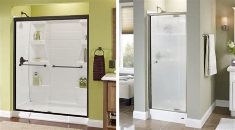bathroom shower doors home depot best 25 stall decorations ideas on pinterest