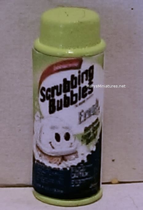 bathroom cleaning accessories scrubbing bubbles bathroom cleaner s dollhouse