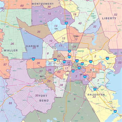 houston texas area map image gallery houston area map