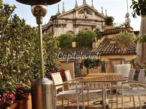 terrazze panoramiche roma terrazza panoramica per feste roma