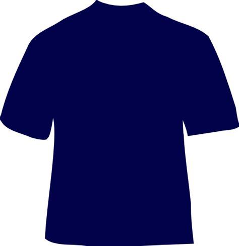 template t shirt blue blank navy blue t shirt template clipart best