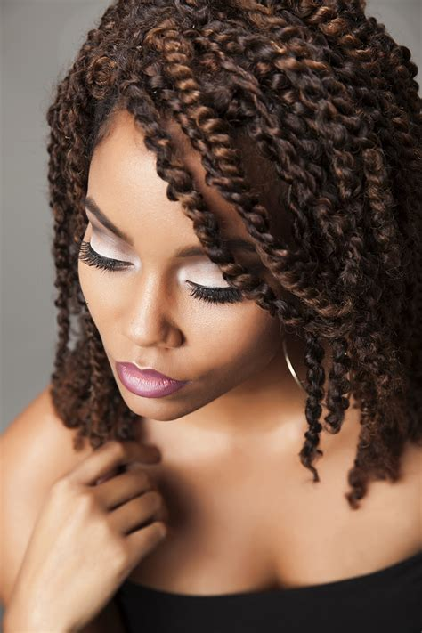 human hair using twists afro kinky twists 45 00 e r e n a hair centers 100