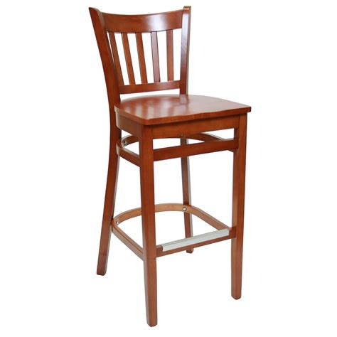 Wooden Bar Stool With Back Wood Bar Stools Without Backs Wood Bar Stools With Backs Decofurnish