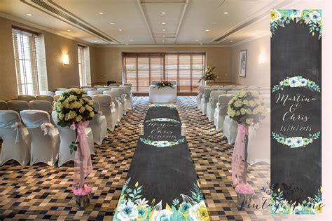 Wedding Aisle Material by Wedding Aisle Runners Ireland