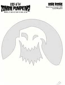 Oogie Boogie Pumpkin Template by Free Coloring Pages Of Oogie Boogie